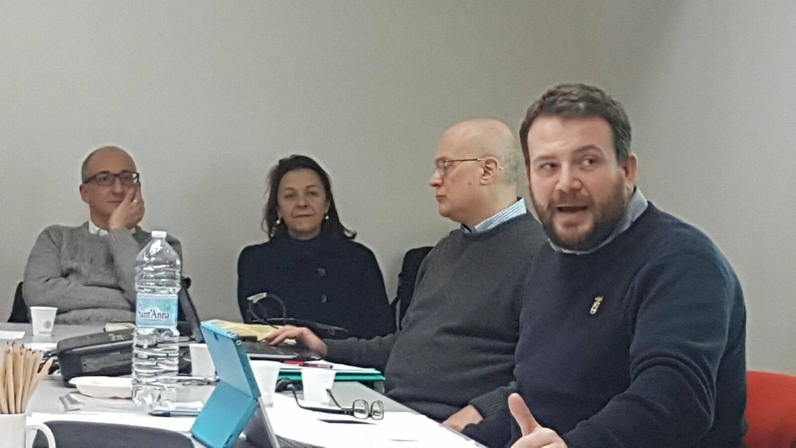 I Riunione Comitato Organizzatore e Assemblea ordinaria dei soci